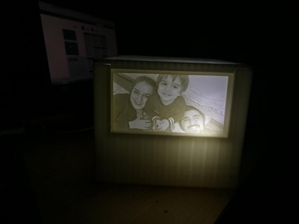 3D Yazıcı ile Gece Lambası Yapımı