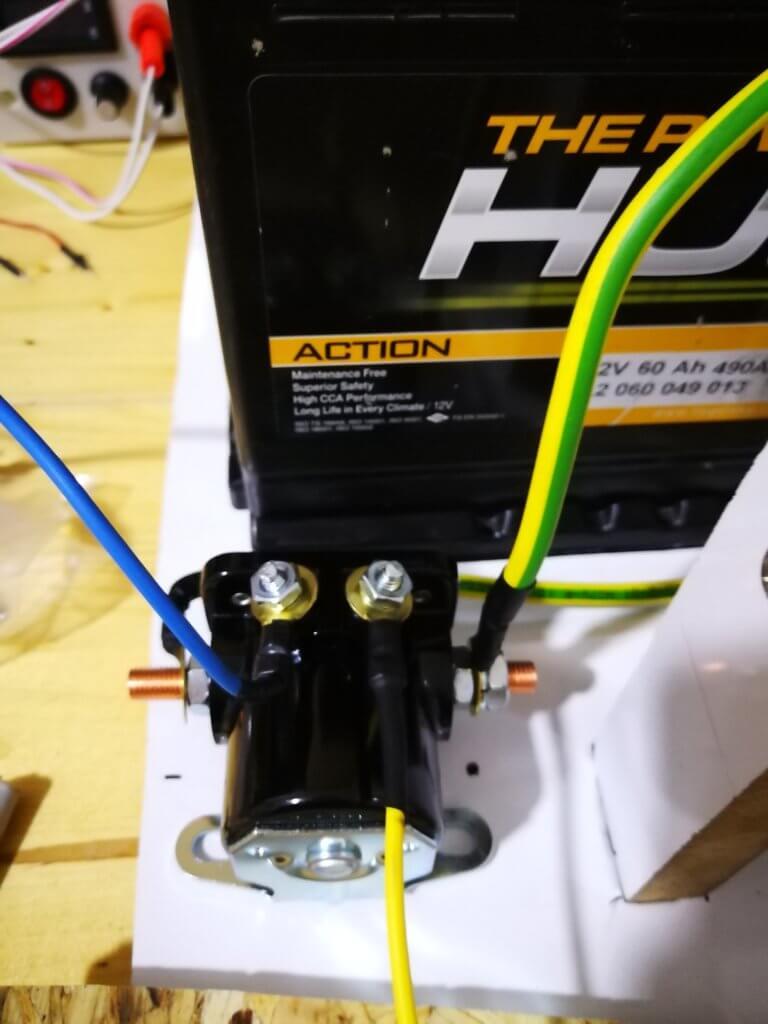 Puntalama Makinesi Yapımı