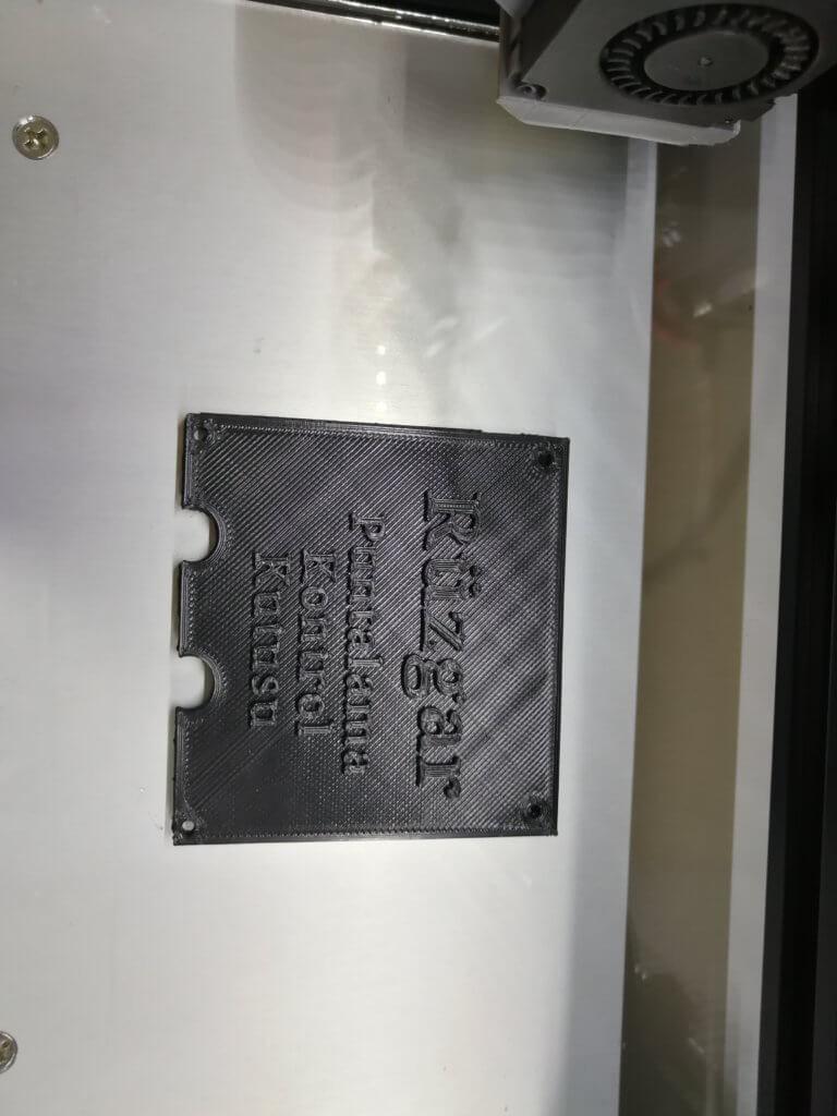 Puntalama Makinesi Kontrol Ünitesi Yapımı