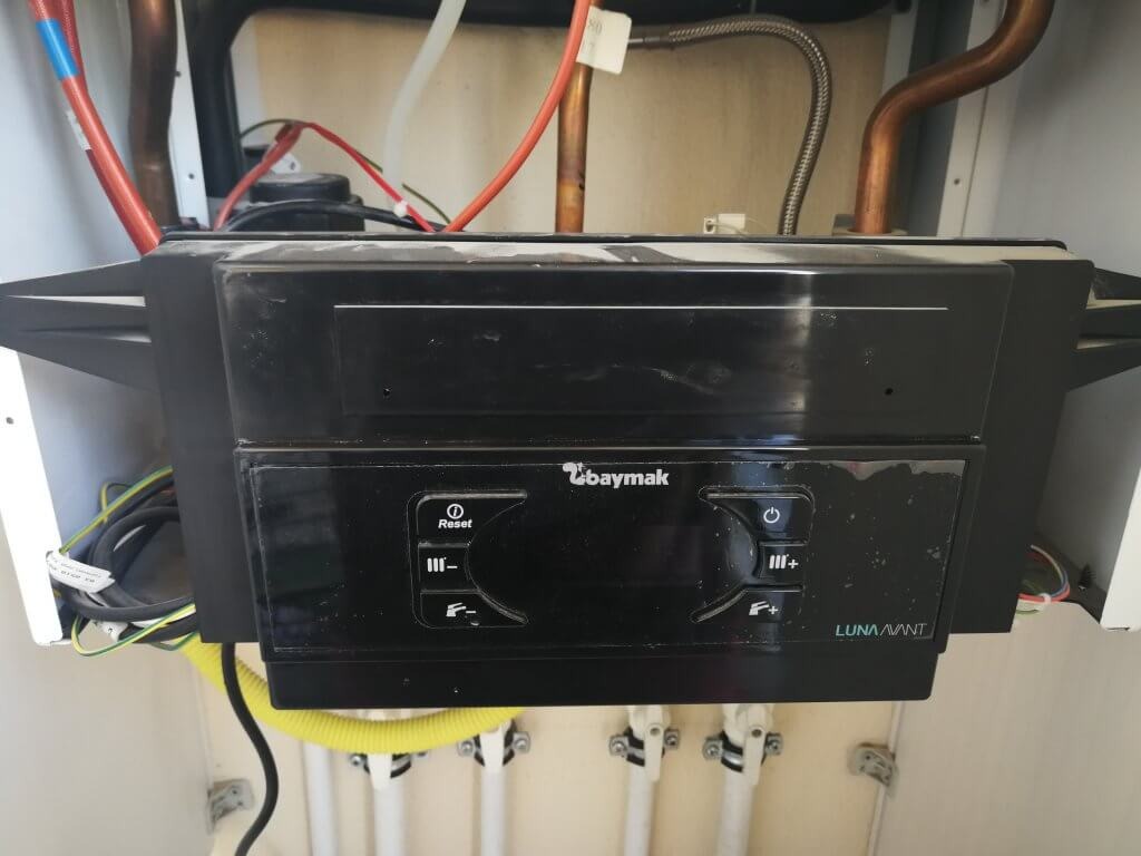 kombi termostat yapımı