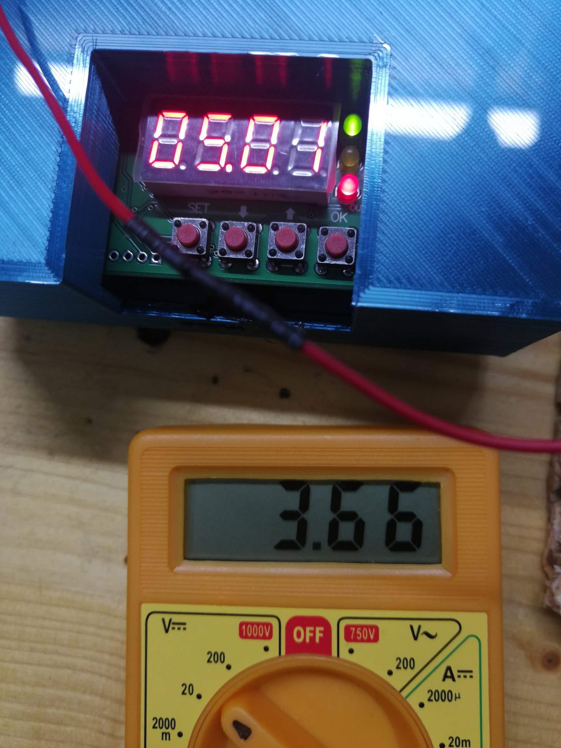5 volt 3.3 volt düşürme